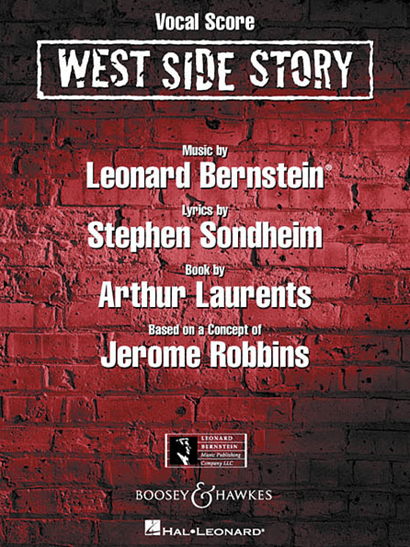 West Side Story Vocal Score