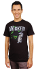 Wicked the Broadway Musical -  Sketch Logo T-Shirt