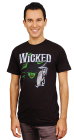 Wicked the Broadway Musical -  Sketch Logo T-Shirt - SBKTCH0