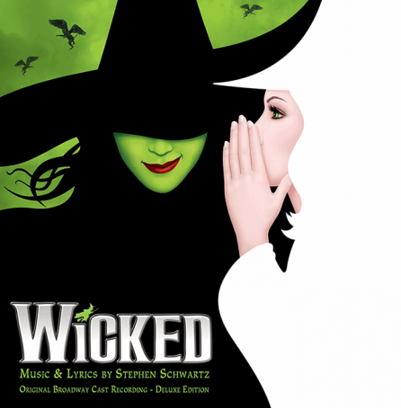 Wicked the Musical: Deluxe 10th Anniversary Deluxe Edition Cast Recording -  2 Disc CD Set