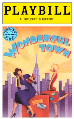 Wonderful Town Limited Edition Official Opening Night Playbill - L903