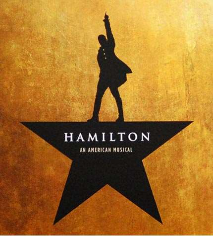 Broadway Posters and Frames | Hamilton