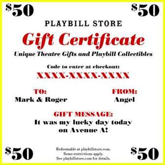 Gift certificates 50 email gift certificate pronofoot35fo Gallery