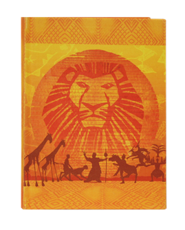 The Lion King the Broadway Musical - Journal