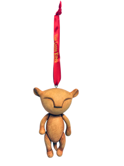 Lion King The Broadway Musical Baby Simba Ornament