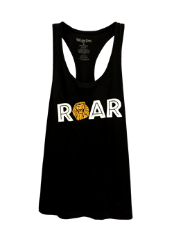 Lion King the Broadway Musical ROAR Racerback Tank