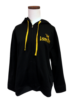 Lion King the Broadway Musical ROAR Zip Hoodie