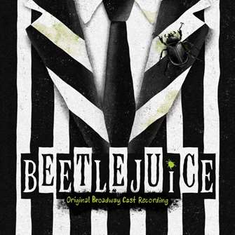 Beetlejuice Original Broadway Cast Recording