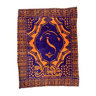 Aladdin the Broadway Musical - Show Logo Fleece Throw Blanket