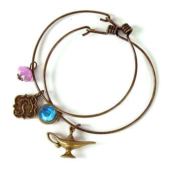 Aladdin the Broadway Musical - Bangle 2 Piece Bracelet