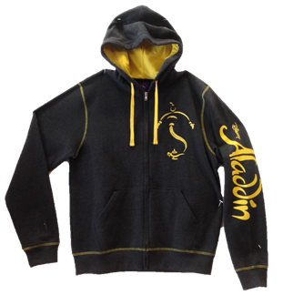 Aladdin the Broadway Musical - Logo Hoodie