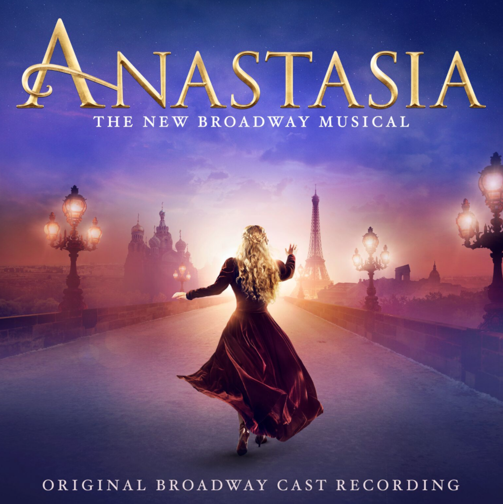 Anastasia The Broadway Musical Cd Broadway Cds Dvds