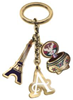 Anastasia the Broadway Musical Keychain