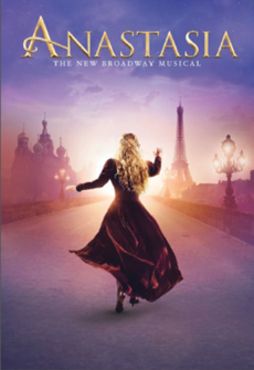 Anastasia the Broadway Musical Souvenir Program