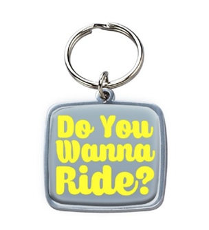 Be More Chill the Broadway Musical - Keychain