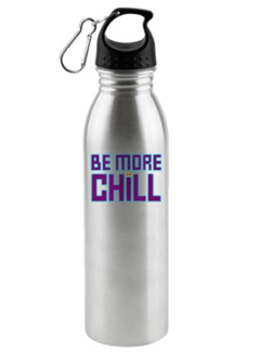 Be More Chill the Broadway Musical - Water Bottle