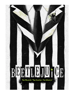 Beetlejuice the Broadway Musical Magnet