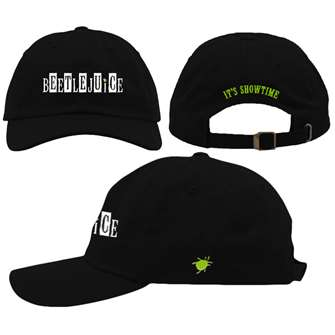 Beetlejuice the Broadway Musical Baseball Cap