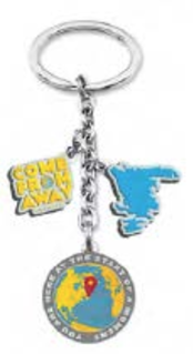 Come From Away The Broadway Musical Key Chain