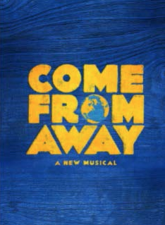 Come From Away The Broadway Musical Souvenir Program