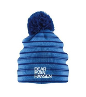 Dear Evan Hansen the Musical Stripe Beanie