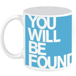 Dear Evan Hansen the Musical You Will Be Found Mug