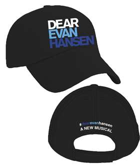 Dear Evan Hansen the Musical - Logo Baseball Hat