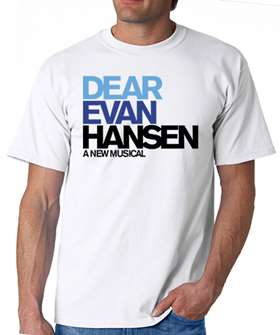 Dear Evan Hansen the Musical - Logo T-Shirt