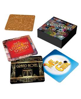 ENCORES COASTER SET