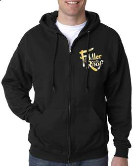Fiddler On The Roof - Zippered Hoodie