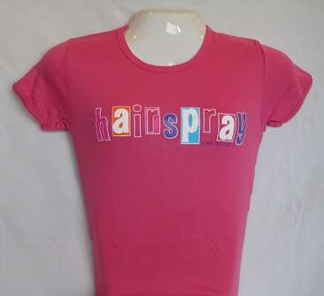 HAIRSPRAY THE MUSICAL SLIM FIT TEE