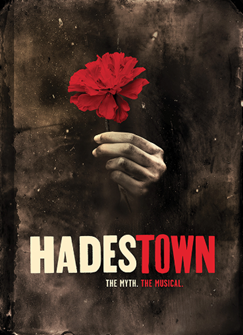 Hadestown the Broadway Musical Souvenir Program