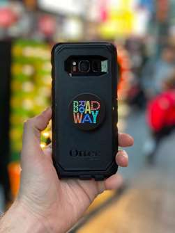 Broadway Up Close Broadway Pop Socket