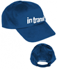 In Transit the Broadway Musical Logo Baseball Cap