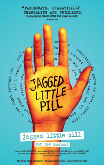Jagged Little Pill The Broadway Musical Poster