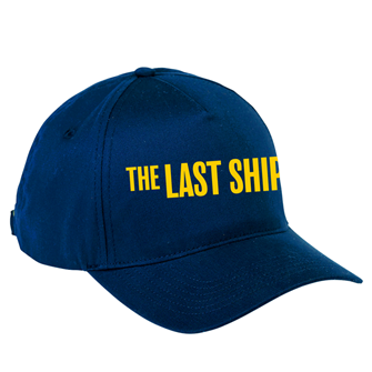 The Last Ship Tour Baseball Cap