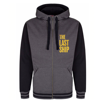 The Last Ship Tour Hoodie