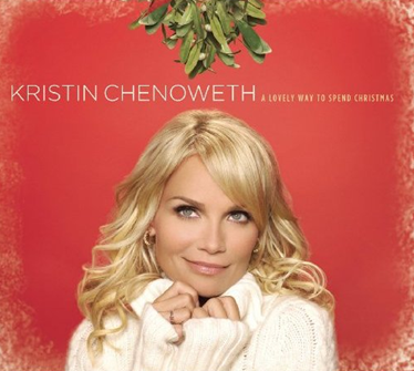 A Lovely Way to Spend Christmas, Kristin Chenoweths Holiday CD