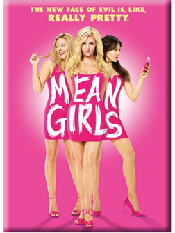 Mean Girls the Broadway Musical Magnet
