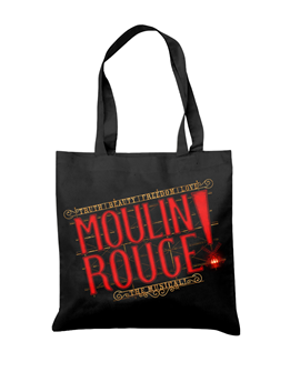 Moulin Rouge! the Broadway Musical - Logo Tote Bag