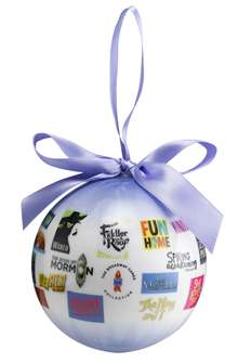 BROADWAY CARES 2016 SHOW ORNAMENT