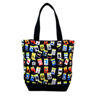 Playbill Broadway Tote Bag