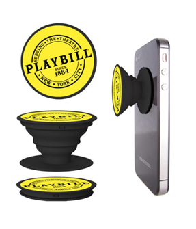 Playbill Popsocket