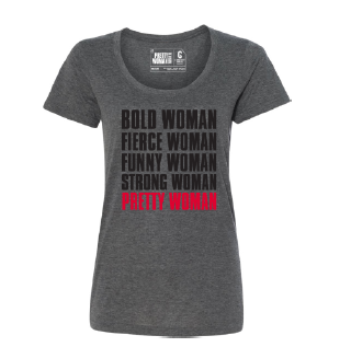 Pretty Woman the Broadway Musical - Ladies Bold T-Shirt