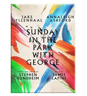 Sunday In The Park With George the Broadway Musical (2017 Revival) Magnet