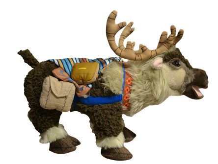 Frozen the Broadway Musical Sven Plush