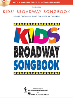 Kids%27 Broadway Songbook – Revised Edition