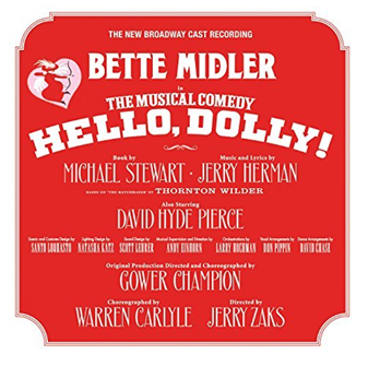 Hello, Dolly! the Broadway Musical (2017 Revival) CD