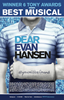 DEAR EVAN HANSEN 2017 WINDOW CARD