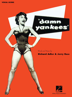 DAMN YANKEES - VOCAL SCORE